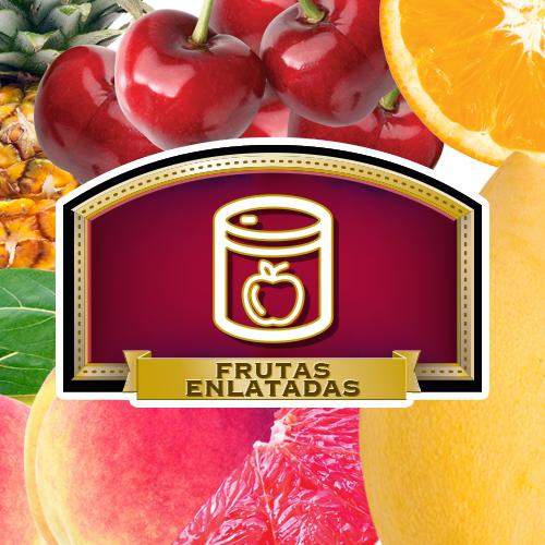 Frutas Enlatadas